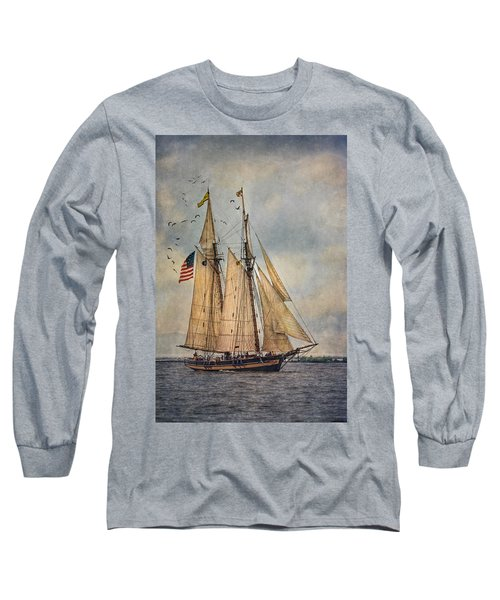 The Pride Of Baltimore II Long Sleeve T-Shirt