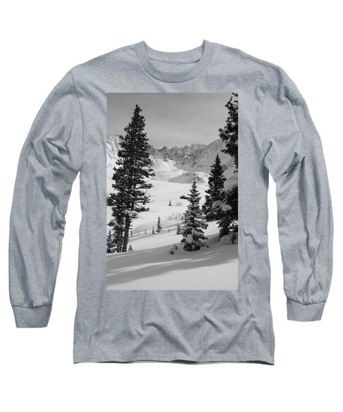 The Quiet Season Long Sleeve T-Shirt by Eric Glaser