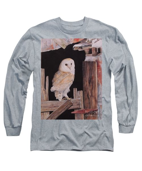The Resting Place.  Sold Long Sleeve T-Shirt