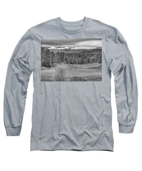 Long Sleeve T-Shirt featuring the photograph The Ridge 18th by Ron White