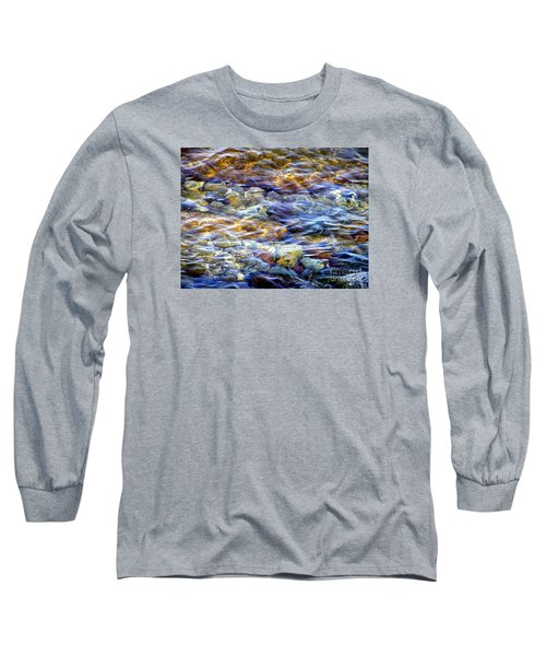 The River Long Sleeve T-Shirt by Susan  Dimitrakopoulos