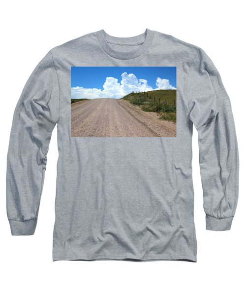 The Road To Nowhere Long Sleeve T-Shirt