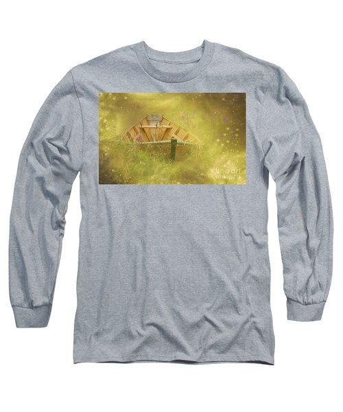 The Sea Of Dreams... Long Sleeve T-Shirt