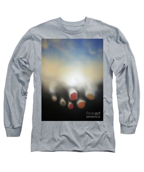 The Sky Is Falling Long Sleeve T-Shirt