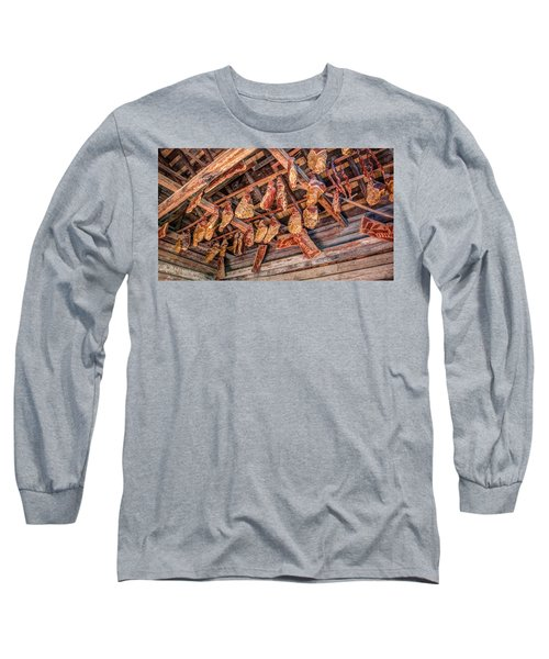 The Smokehouse Long Sleeve T-Shirt