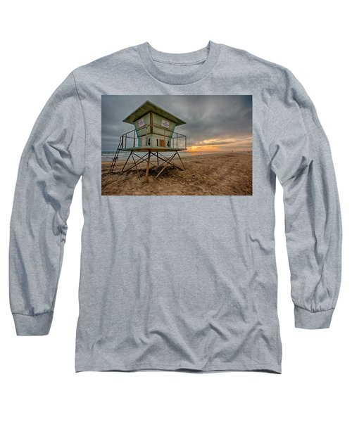 The Stand Long Sleeve T-Shirt by Peter Tellone