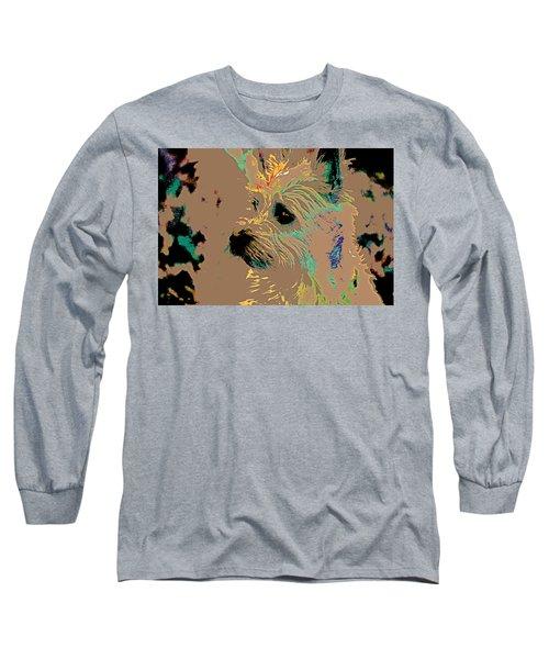 The Terrier Long Sleeve T-Shirt
