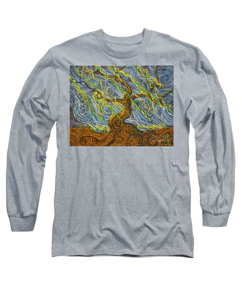 The Tree Have Eyes Long Sleeve T-Shirt