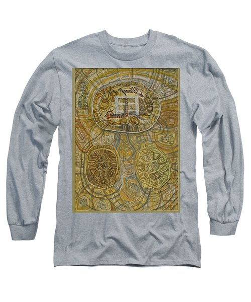 The Turtle Snake Long Sleeve T-Shirt