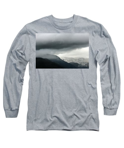 Long Sleeve T-Shirt featuring the photograph The Valley by Dana DiPasquale
