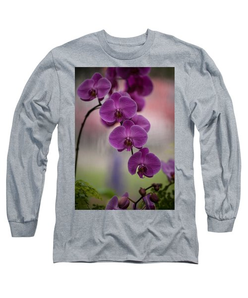 The Waiting Long Sleeve T-Shirt by Mike Reid