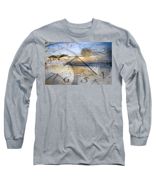 The Waiting Room Long Sleeve T-Shirt