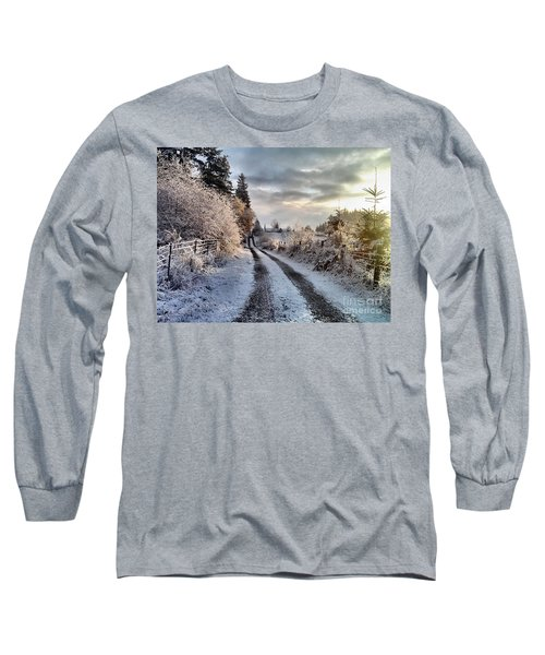 The Way Home Long Sleeve T-Shirt by Rory Sagner