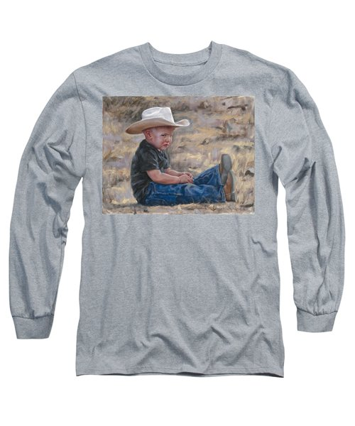 The Will To Win Long Sleeve T-Shirt