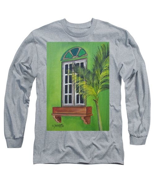 The Window Long Sleeve T-Shirt