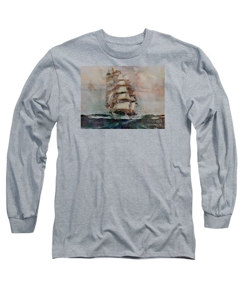 Thessalus Long Sleeve T-Shirt by Dragica  Micki Fortuna