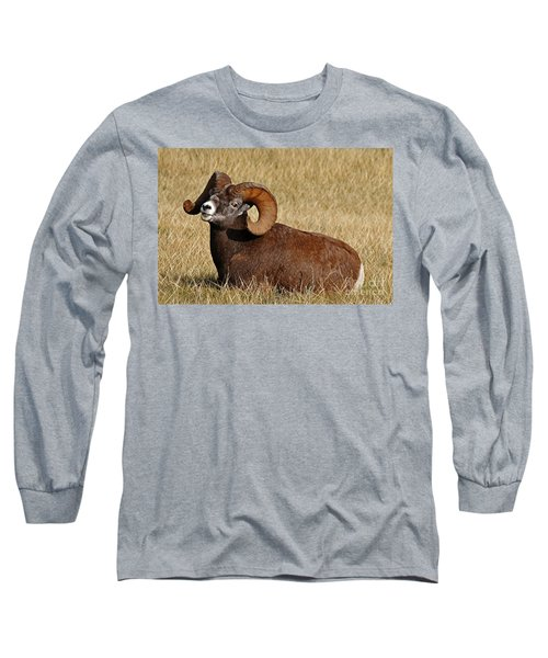 Long Sleeve T-Shirt featuring the photograph This Is My Space by Vivian Christopher