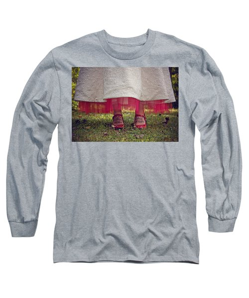 This Place This Time Long Sleeve T-Shirt