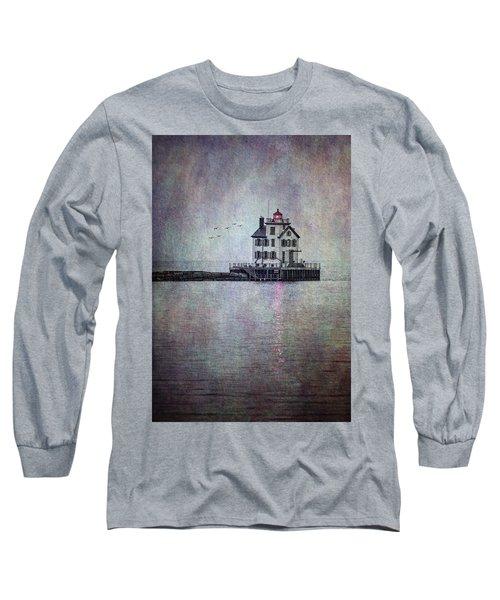 Through The Evening Mist Long Sleeve T-Shirt