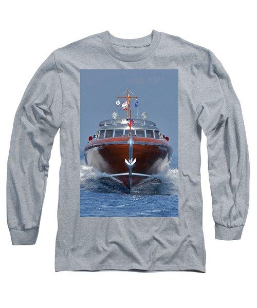 Thunderbird Yacht Long Sleeve T-Shirt