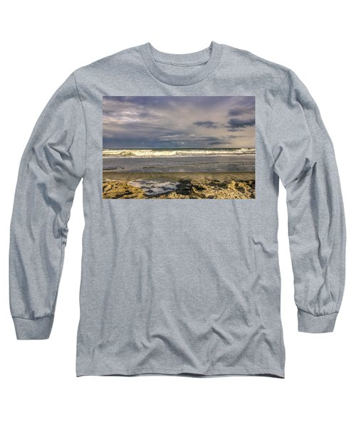 Tidal Pool Long Sleeve T-Shirt by Rob Sellers