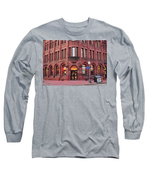 Tim Hortons Coffee Shop Long Sleeve T-Shirt