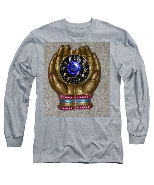 Timeless Hands Long Sleeve T-Shirt by Douglas Fromm
