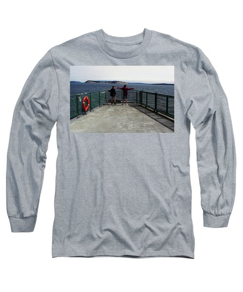 Titanic Influence Long Sleeve T-Shirt