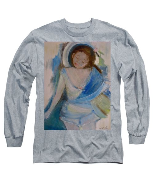 To The Beach Long Sleeve T-Shirt by Laurie L