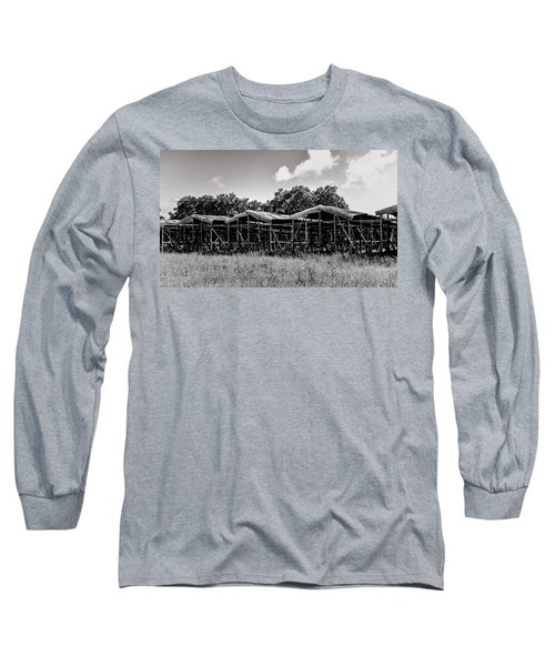 Tobacco House Long Sleeve T-Shirt
