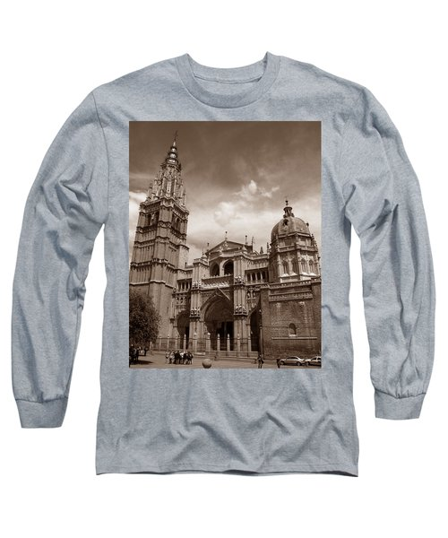 Toledo Cathedral Long Sleeve T-Shirt
