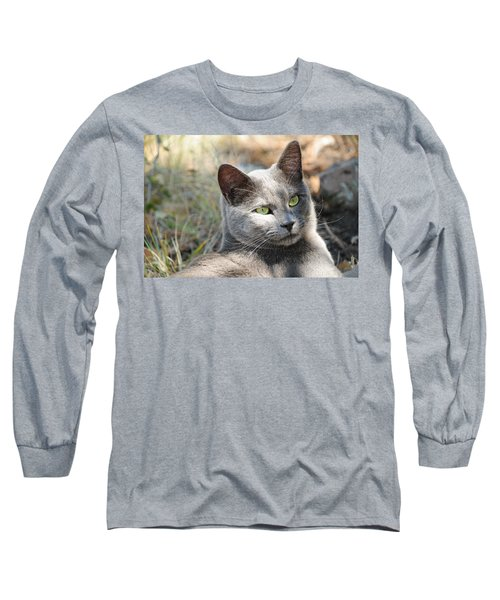 Tom Cat Long Sleeve T-Shirt