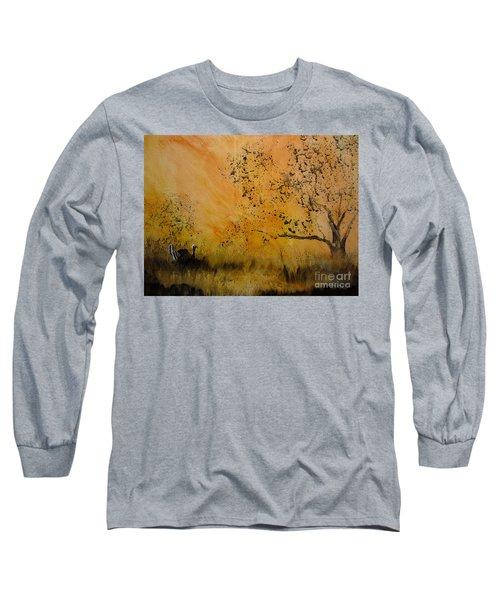Tom Long Sleeve T-Shirt by Laurianna Taylor