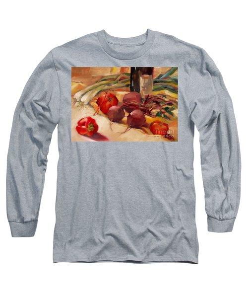 Tom's Bounty Long Sleeve T-Shirt
