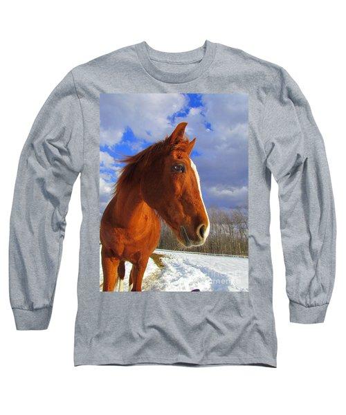 Tori Girl Long Sleeve T-Shirt
