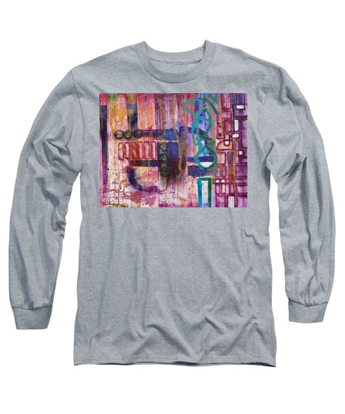 Tortured Links Long Sleeve T-Shirt by Jason Williamson