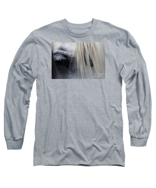 Touched My Heart Long Sleeve T-Shirt by Fiona Kennard