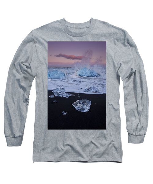 Trail Of Diamonds Long Sleeve T-Shirt