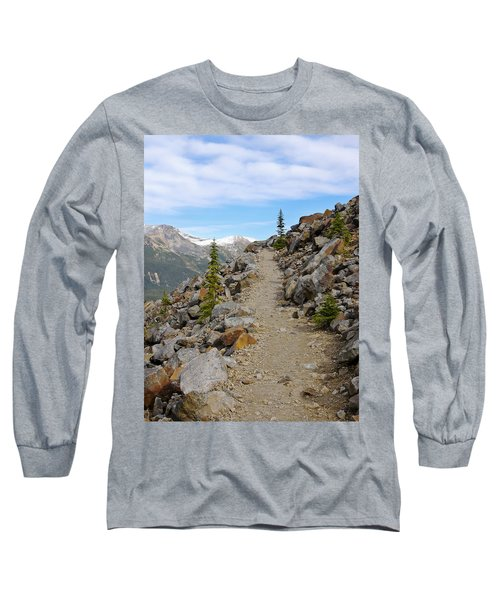 Trail To The Meadows Long Sleeve T-Shirt