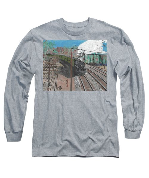 Train 641 Long Sleeve T-Shirt