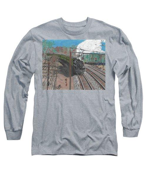 Train 641 Long Sleeve T-Shirt
