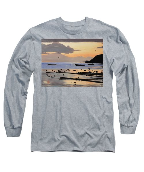 Tranquil Dawn Long Sleeve T-Shirt