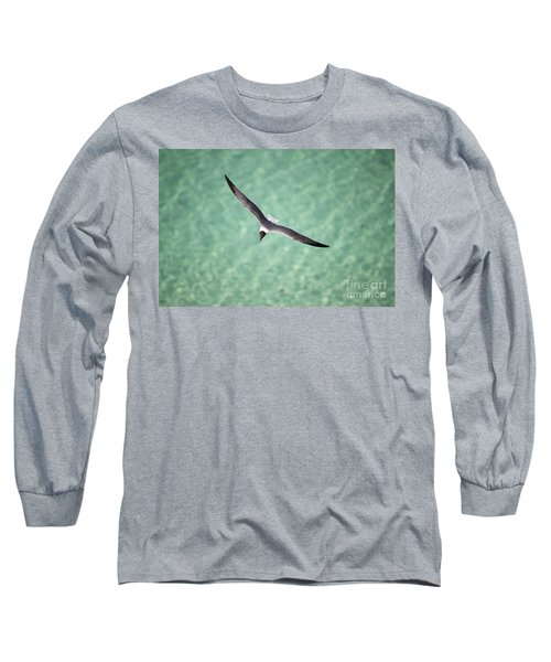 Tranquil Soaring Long Sleeve T-Shirt
