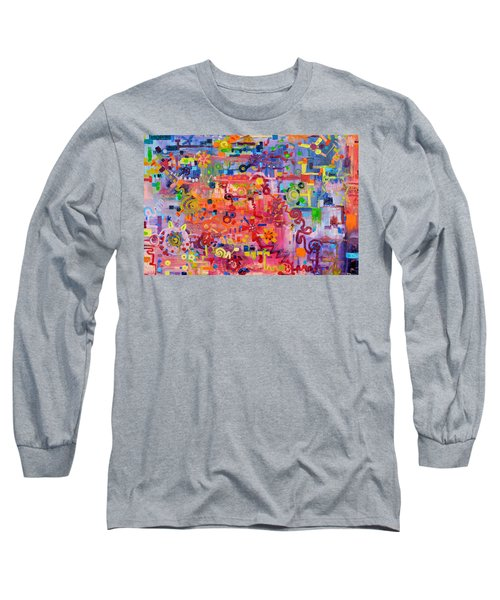 Transition To Chaos Long Sleeve T-Shirt