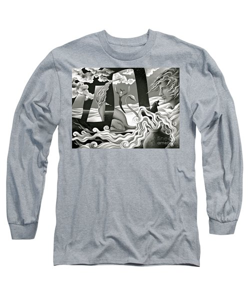 Traveler's Fortune Long Sleeve T-Shirt