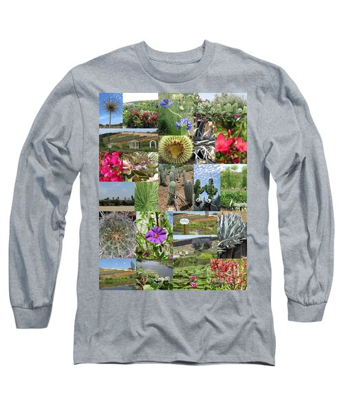 Long Sleeve T-Shirt featuring the photograph Traveling Baby Pandas At The Plant Nursery. California. by Ausra Huntington nee Paulauskaite