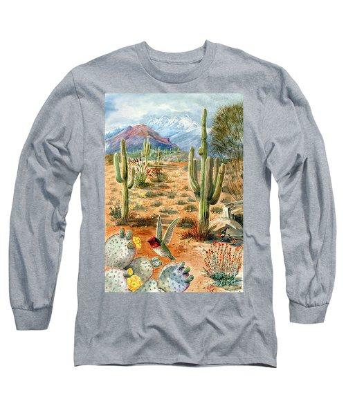Treasures Of The Desert Long Sleeve T-Shirt