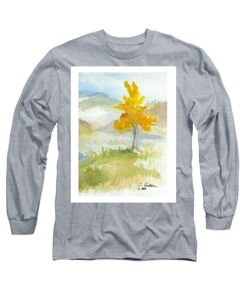 Tree Long Sleeve T-Shirt by C Sitton