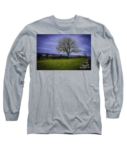 Tree - Hadrian's Wall Long Sleeve T-Shirt