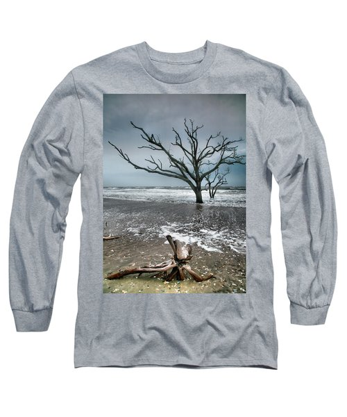 Trees In Surf Long Sleeve T-Shirt